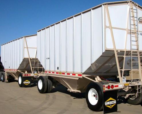 Superior Almond Transportation