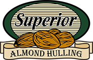 Superior Almond Hulling
